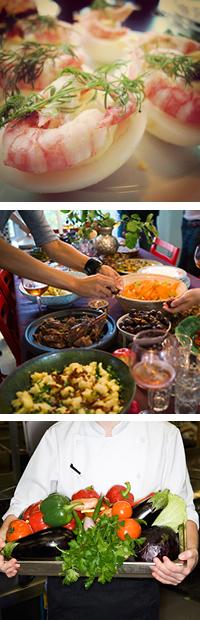 Catering i stockholm